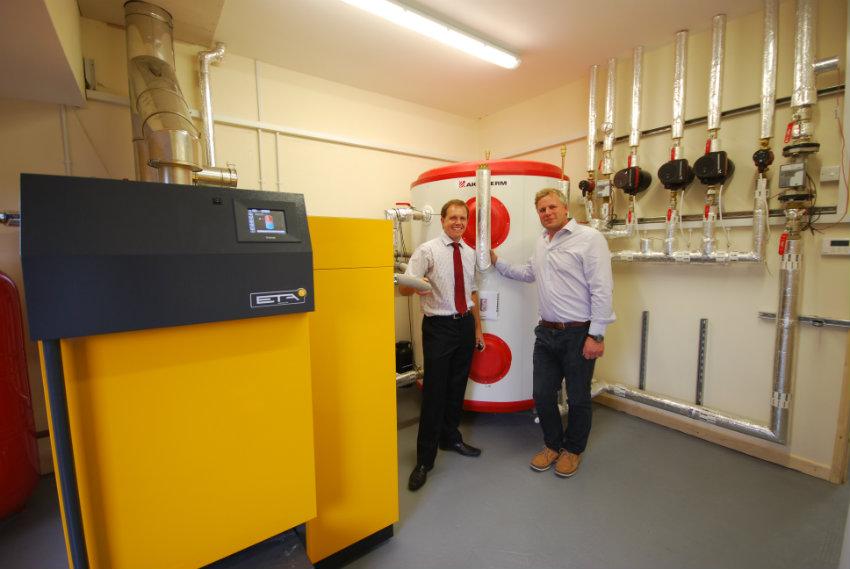 Biomass-Boiler-installation-complete