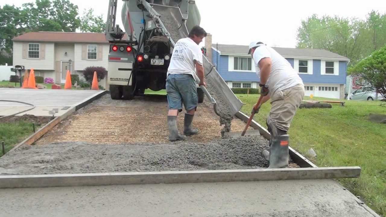 Why Concrete Driveways Seem To Be A Perfect Option Ask